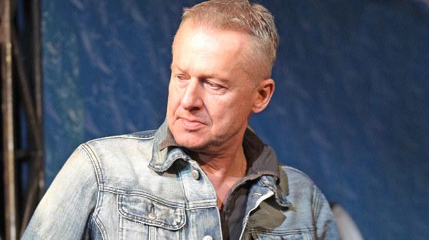 Każdy dzień pracy ujawnia nowe rysy mojego bohatera - wyznaje Bogusław Linda / fot. Podsiebierska /AKPA