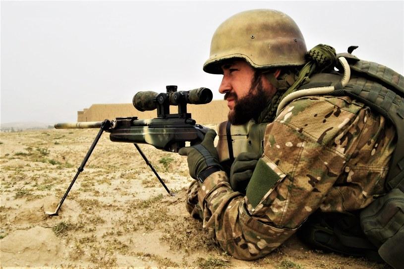 Każdy, kto jest na wojnie i widzi, jak ta wojna wygląda, musi mieć jakiś uraz psychiczny - mówi Przemysław Wójtowicz. /Przemysław Wójtowicz /archiwum prywatne