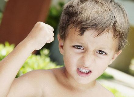 Każdy, nawet mały brzdąc, ma prawo przeżywać różne emocje /© Panthermedia