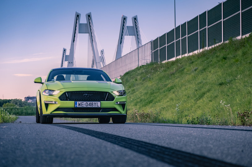 Każdy nowy model Mustanga ma w sobie legendę swoich poprzedników / Fot. Instagram @wujekbaca /INTERIA.PL