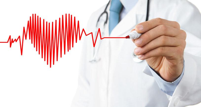 Każdy z nas może trafić do kardiologa /123RF/PICSEL