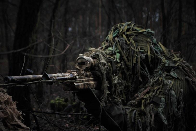 Każdy żołnierz stworzony jest do zabijania - mówi Interii Przemysław Wójtowicz. /Przemysław Wójtowicz /archiwum prywatne