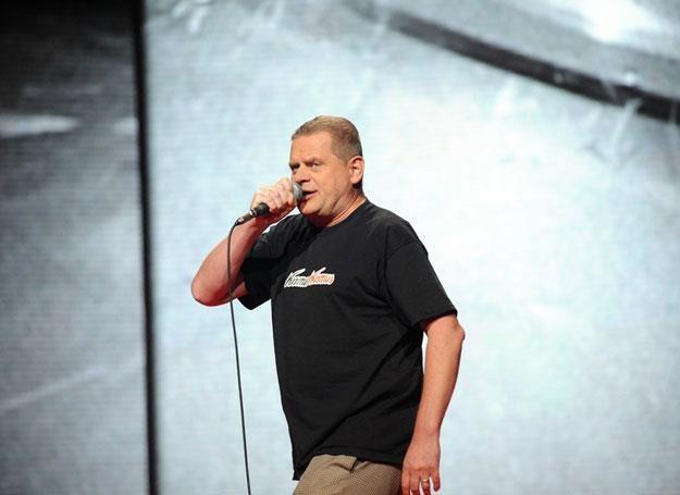 Kazik na scenie - fot. Wojciech Strozyk /Reporter