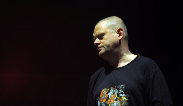 Kazik Staszewski, lider Kultu, podczas Juwenaliów Krakowskich (fot. Maciej Gillert) /East News