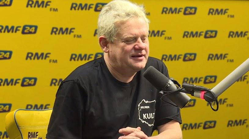 Kazik Staszewski w Porannej rozmowie w RMF FM /RMF24