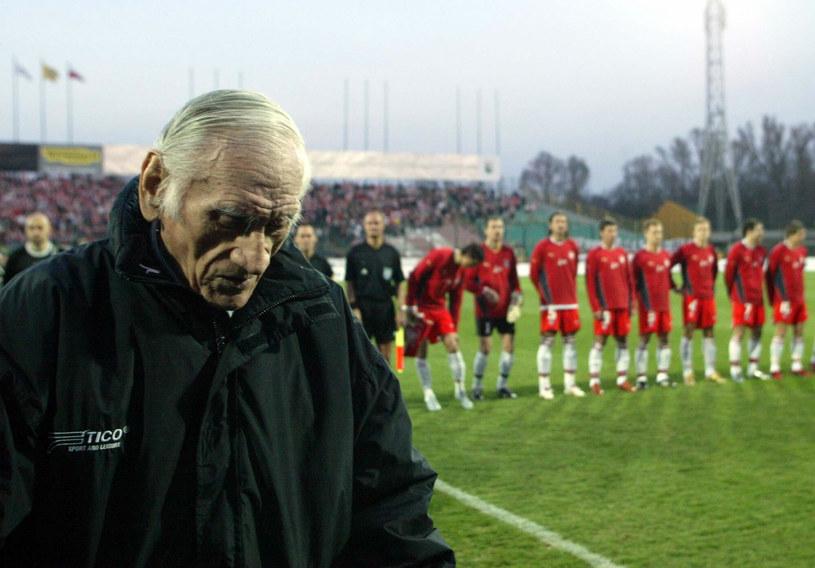 Kazimierz Górski /fot. Andrzej Iwanczuk /East News