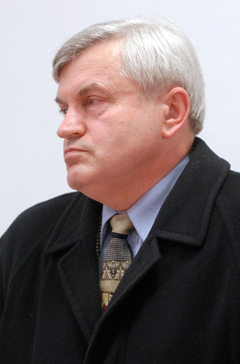 Kazimierz Grabek /PAP/WOJCIECH SZABELSKI /PAP