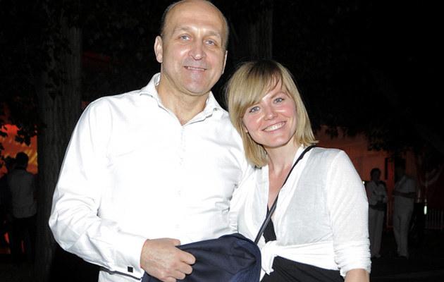 Kazimierz i Isabel Marcinkiewiczowie, 2011 rok /Kurnikowski /AKPA