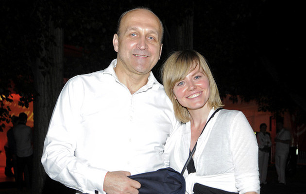 Kazimierz i Isabel Marcinkiewiczowie są już po rozwodzie! /Kurnikowski /AKPA