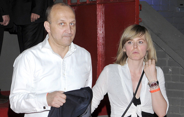 Kazimierz i Isabel Marcinkiewiczowie są w trakcie rozwodu /Kurnikowski /AKPA
