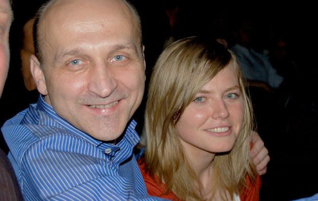 Kazimierz i Isabel na początku znajomości /Jarek Sepek /MWMedia