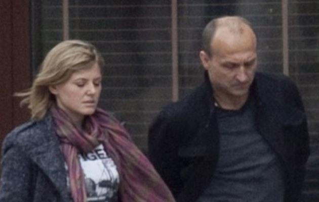 Kazimierz i Izabela Marcinkiewiczowie  /East News
