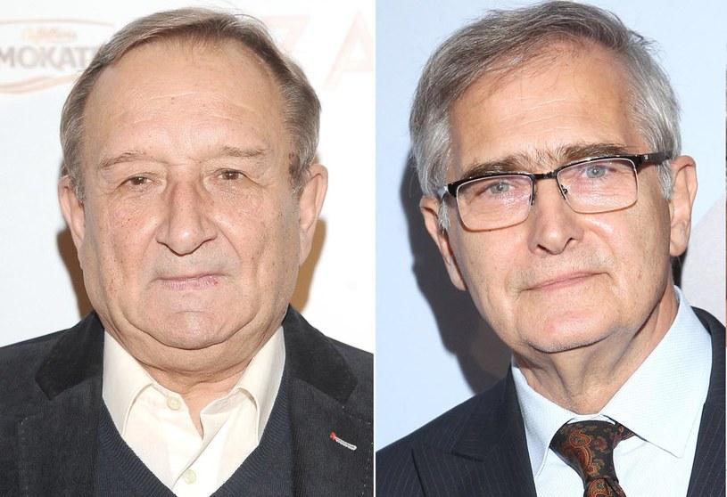 Kazimierz Kaczor i Olgierd Łukasiewicz /AIM