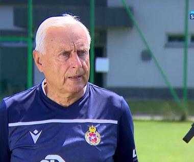 Kazimierz Kmiecik: Mecz z Napoli pozwoli nam sprawdzić, w jakim miejscu jesteśmy (POLSAT SPORT) Wideo