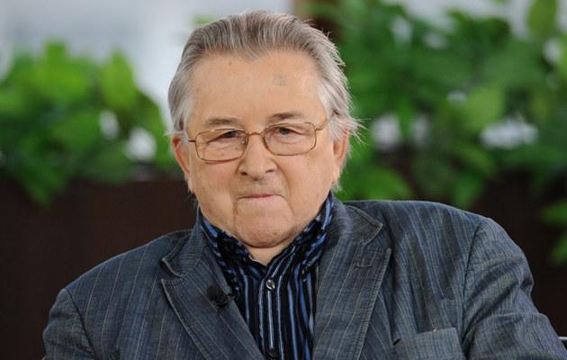 Kazimierz Kutz, fot.Piotr Bławicki  /East News