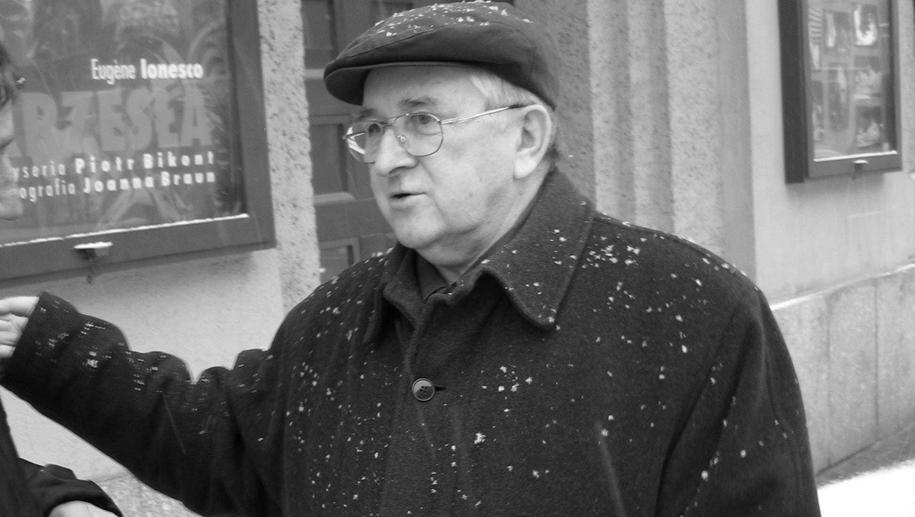 Kazimierz Kutz /Mariusz PIekarski /RMF FM