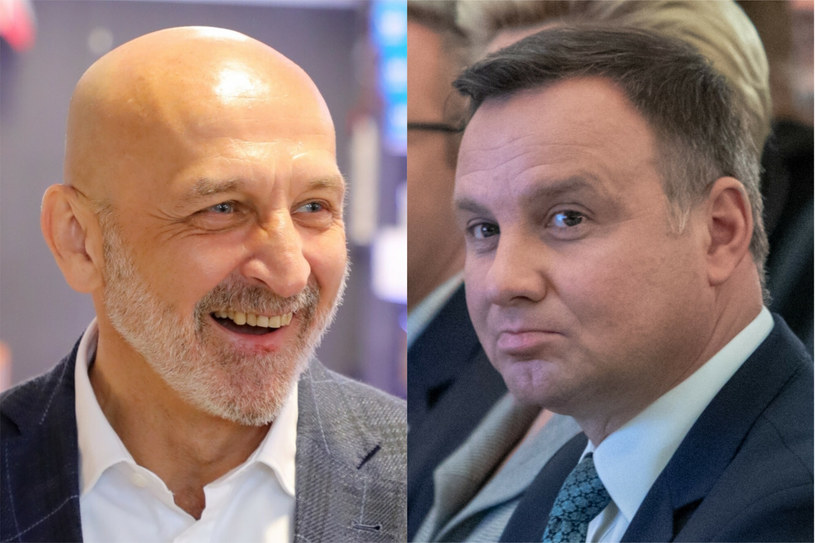 Kazimierz Marcinkiewicz, Andrzej Duda /East News