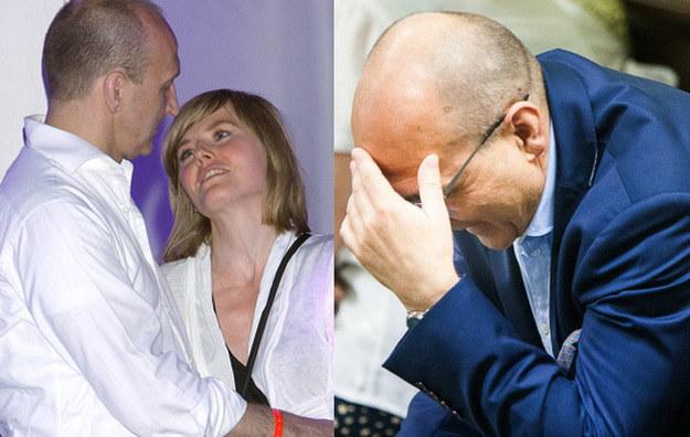 Kazimierz Marcinkiewicz i Isabel nie mogli dogadać się co do warunków rozwodu /AKPA Baranowski Michał /East News