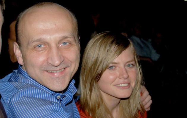 Kazimierz Marcinkiewicz i Izabela, fot. Jarek Sepek  /MWMedia