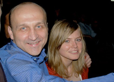 Kazimierz Marcinkiewicz i Izabela Olchowicz fot. Jarek Sepek /MWMedia