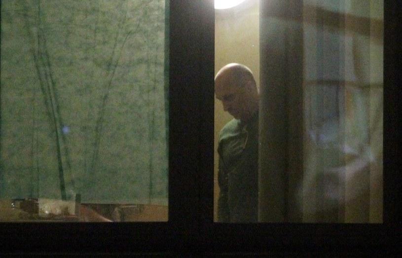 Kazimierz Marcinkiewicz przy łóżku Isabel /Marcin Smulczyński /East News