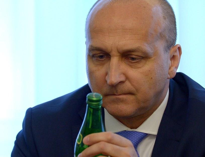 Kazimierz Marcinkiewicz /Radek Pietruszka /PAP
