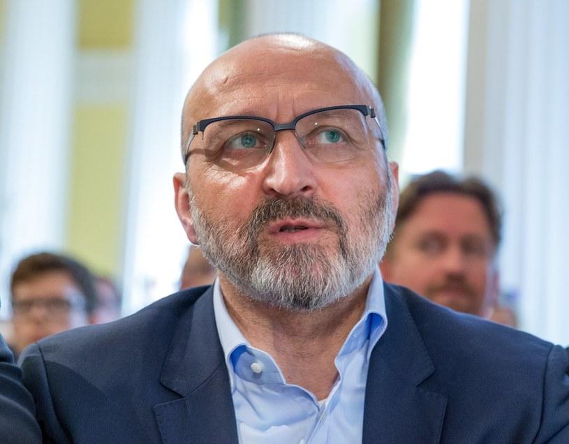 Kazimierz Marcinkiewicz /Andrzej Iwańczuk /Reporter