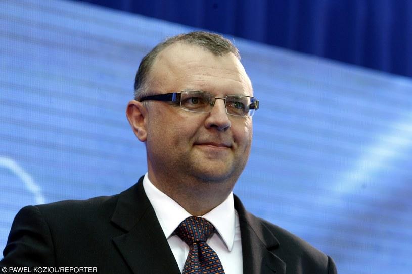 Kazimierz Michał Ujazdowski /Paweł Kozioł /Reporter