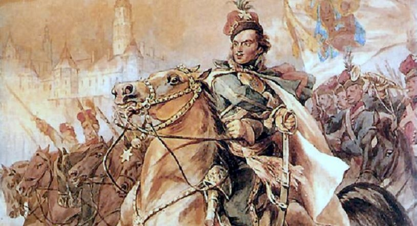 Kazimierz Pułaski był twórcą amerykańskiej kawalerii /domena publiczna