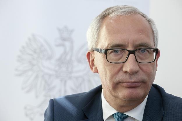 Kazimierz Smoliński, wiceminister infrastruktury i budownictwa /fot. Wojciech Strozyk /Reporter