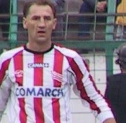 Kazimierz Węgrzyn zaliczył 350. mecz w ekstraklasie /INTERIA.PL