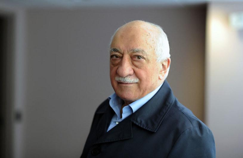 Kaznodzieja Fethullah Gulen /AFP