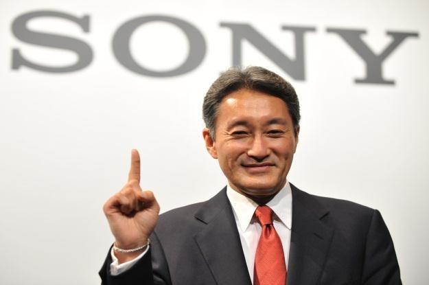 Kazuo Hirai ma plan na odbudowę wizerunku Sony /AFP