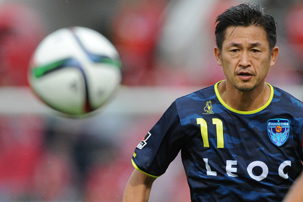 Kazuyoshi Miura /Masashi Hara /Getty Images