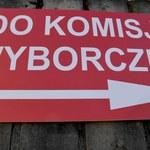 KBW o podtopieniach: Nie ma potrzeby przenoszenia lokali wyborczych