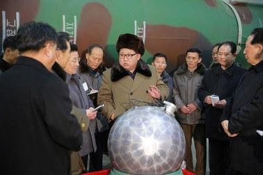 KCNA: Kim Dzong Un zarządził nowe próby z bronią nuklearną
