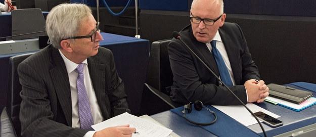 KE a podatek handlowy. Jeżeli zadziera się z Komisją, to trzeba się liczyć z konsekwencjami