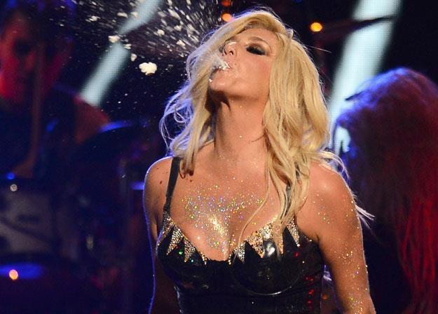 Ke$ha była poddana show-biznesowym naciskom fot. Ethan Miller /Getty Images/Flash Press Media