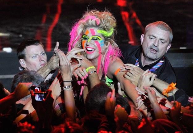 Ke$ha ma image imprezowej dziewczyny - fot. Gareth Cattermole /Getty Images/Flash Press Media