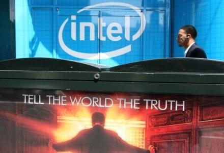 KE przedstawia dowody w sprawie Intela /AFP