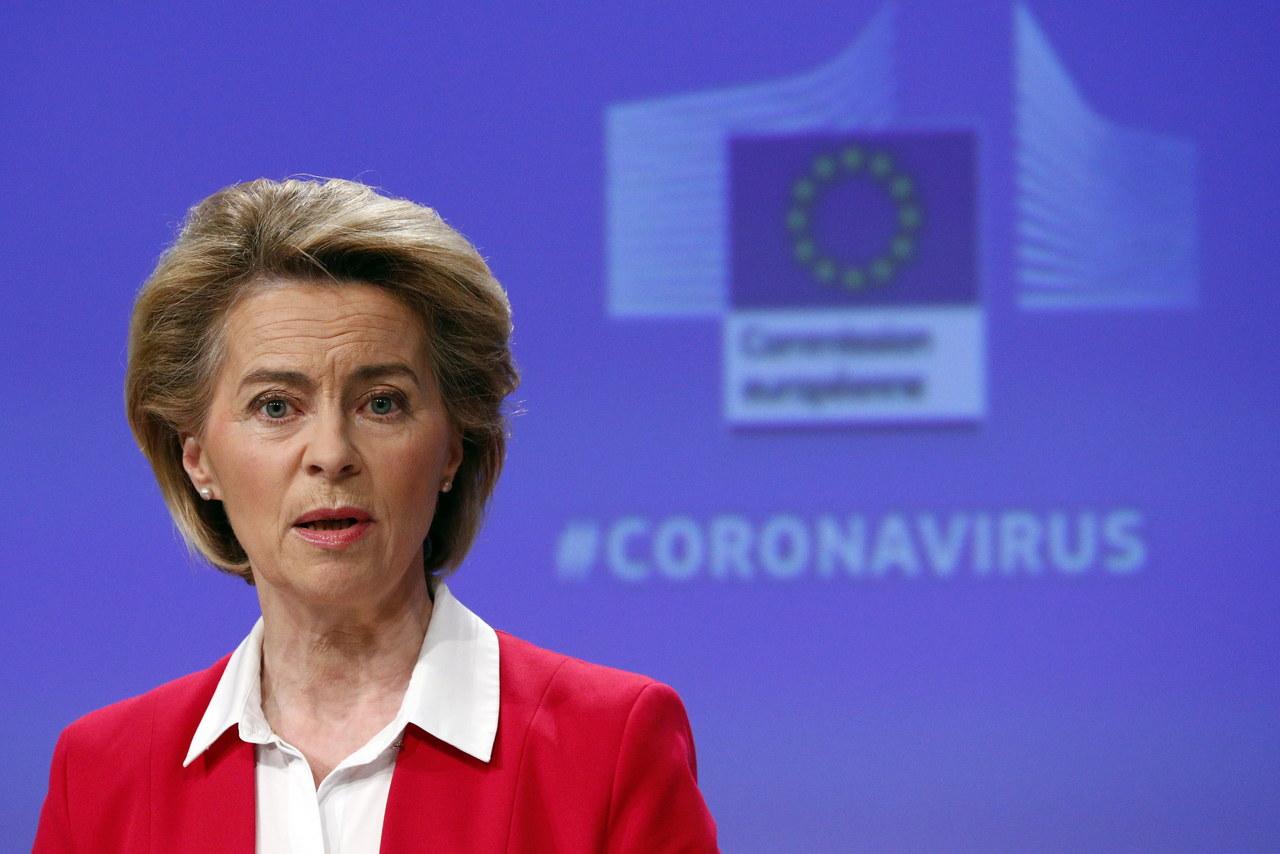 KE przedstawia plan na walkę z pandemią koronawirusa. Nawet 12 mld euro dla Polski