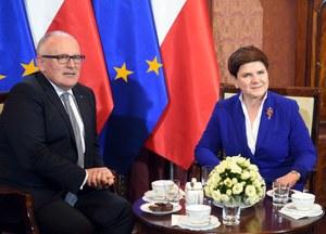KE wydała opinię o Polsce. Politycy komentują