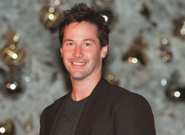 Keanu Reeves  /Getty Images/Flash Press Media