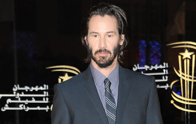 Keanu Reeves, fot. Dominique Charriau   /Getty Images/Flash Press Media