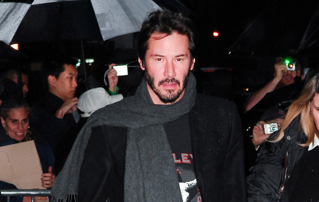 Keanu Reeves, fot. Ray Tamarra   /Getty Images/Flash Press Media