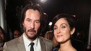 """Keanu Reeves i Carrie-Anne Moss chwalą scenariusz filmu """"Matrix 4"""""""