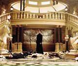 """Keanu Reeves jako Neo w filmie """"Matrix - Reaktywacje"""" /"""