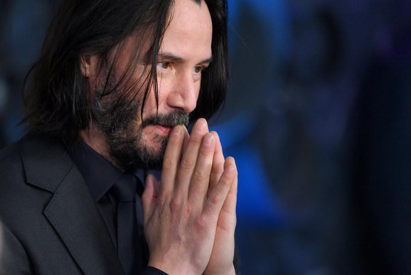 """Keanu Reeves na premierze filmu """"John Wick 3"""" (2019) /Karwai Tang/WireImage /Getty Images"""