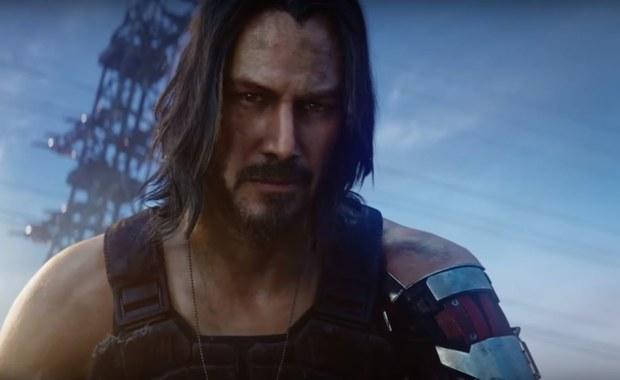 Keanu Reeves nadchodzi! Zobacz nowy zwiastun Cyberpunk 2077