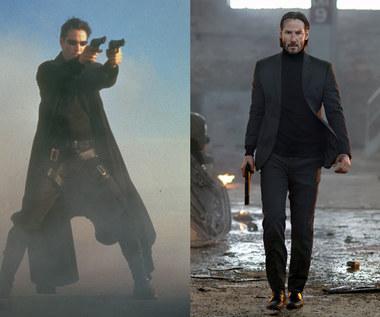 Keanu Reeves: Premiery dwóch filmów w jeden dzień